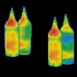 thermal-imaging-glass-bottles